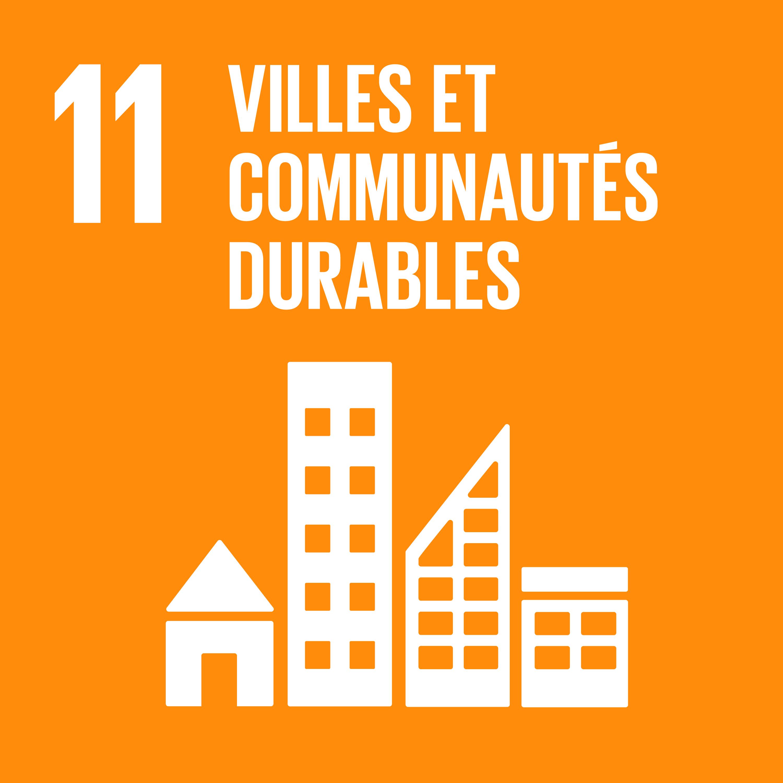 ODD11 Villes et communautés durables