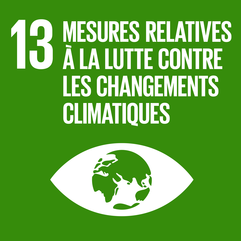 ODD13 Mesures relatives à la lutte contre les changements climatiques