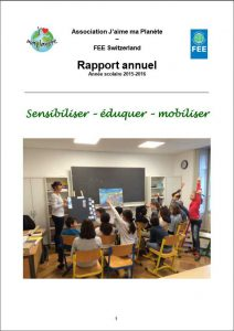 Rapport annuel 15-16
