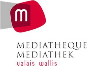 Logo Médiatèque du Valais