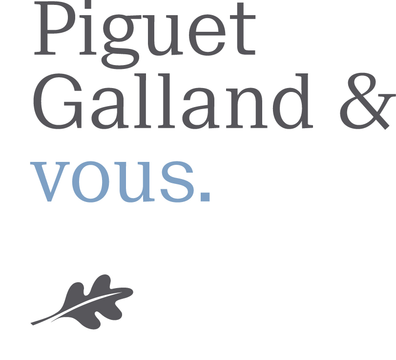 Logo Piguet Galland