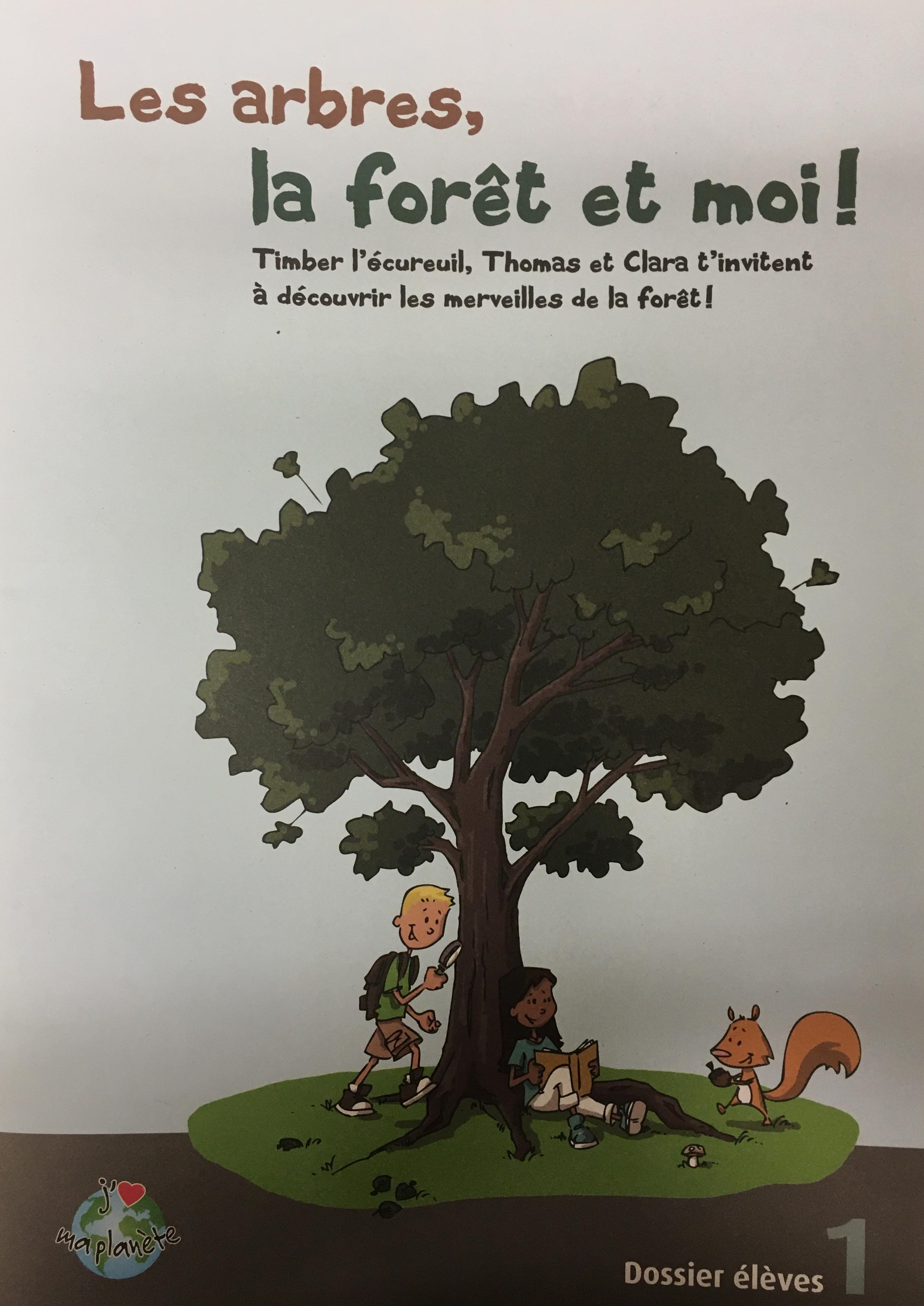 Cahier Forêt 1