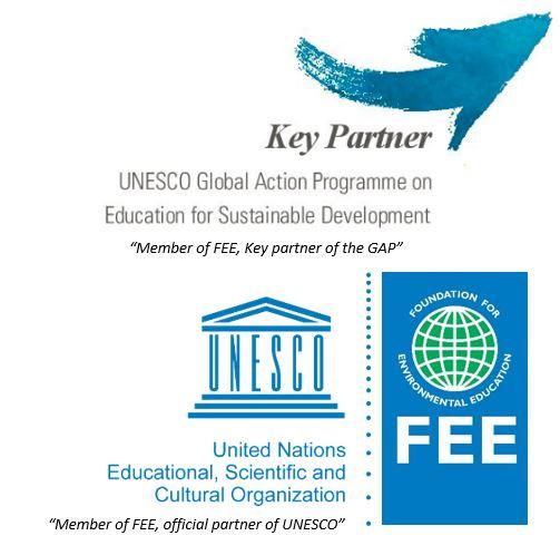 Logo FEE UNESCO