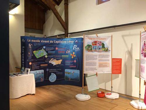 Exposition Eau Gd Saconnex 2017
